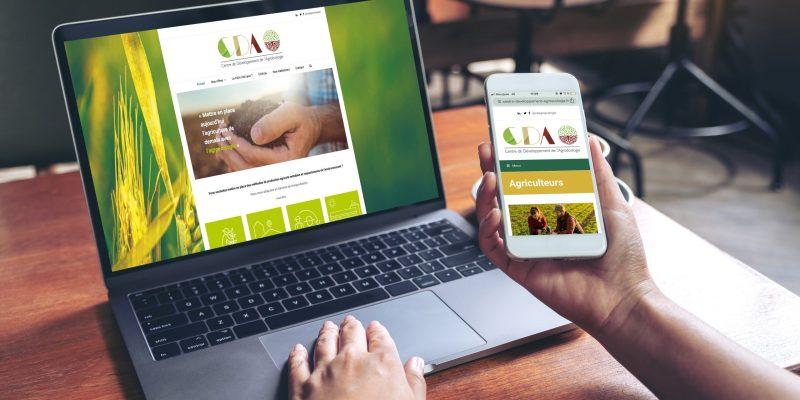 Site Web Agricole : 3 Exemples Efficaces