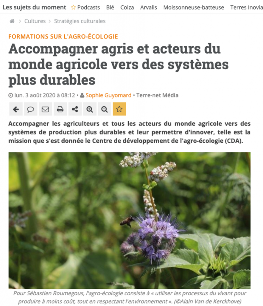 presse agricole